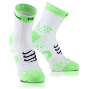 Kompresné ponožky Compressport Strapping Socks Recovery White, T2